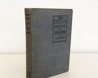 Kidnapped by Robert Louis Stevenson (1920)