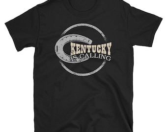 Kentucky Is Calling Derby Party Shirt Love Horses Horse Racing Derby Party Shirt Womens Derby Shirt Women Derby Women Derby Hat