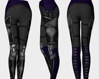 Gothic Armor Leggings