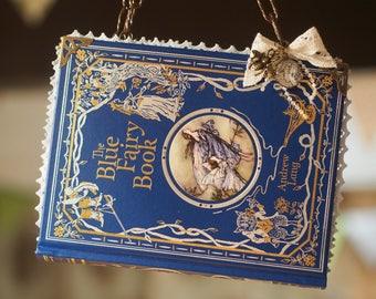The Blue Fairy Book Bag