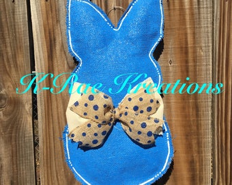 Sweet Blue Bunny
