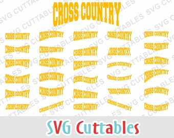 Cross Country svg, cross country Layouts, SVG, EPS, DXF, Cross Countrycut file, Silhouette file, Cricut cut file, digital download