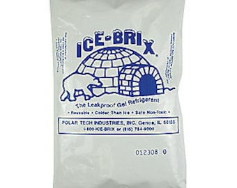 Reusable Ice Pack - Add on for Chocolate-based items - Highly Recommended for Warm Temperatures!