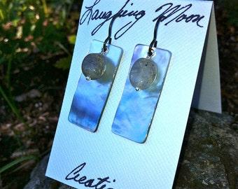 """Earring-Custom design-""""Grounded"""""""