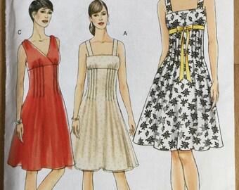 Vogue V9488 dress pattern