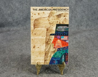 The American Presidency By Clinton Rossiter C. 1960