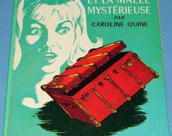 French Nancy Drew #17 Mystery of Brass Bound Trunk