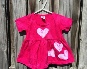 Easter Dress, Baby Easter Dress, Toddler Easter Dress, Pink Easter Dress, Pink Baby Dress, Pink Toddler Dress, First Birthday (12 months)