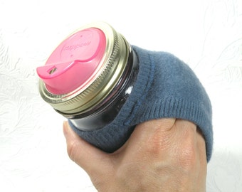 Jar Cozy - pint size - pocket
