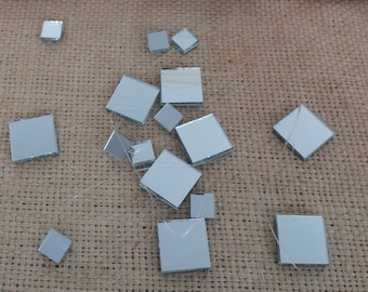 Mirrored Garland - Pack of 4 - Each Strand 8 Feet.