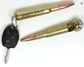 SET of 7, 50 Cal Bullet Bottle Opener,Bullet Keychain,Groomsmen Gift,Best Man Gift,Stocking Stuffer,50 Caliber