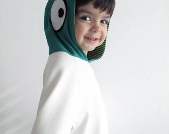 Sarah and duck costume, duck costume, duck sweatshirt, duck hoodie, toddler hoodie, boys hoodie, girls hoodie, Easter, birthday, Halloween