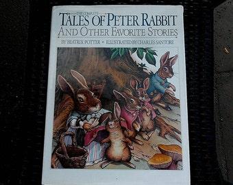 Beatrix Potter Favorite Stories Book