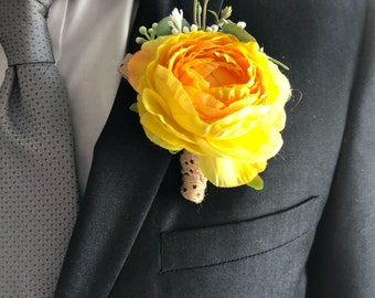 Boutonniere - Fun and Whimsical