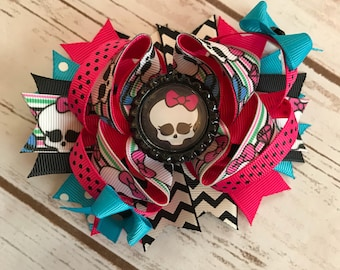 Monster high Boutique hair bow