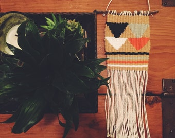 Woven Wall Hanging (small)
