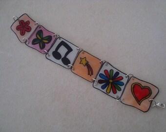 Dreams multicolor bracelet