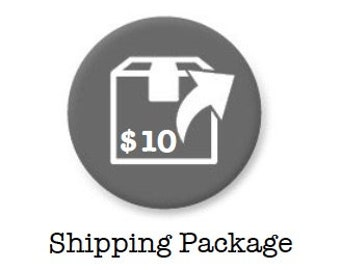 10.00 Shipping Package