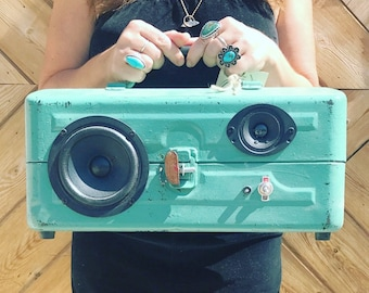 Dave the portable bluetooth tool box stereo