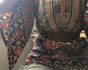Cotton Dashiki