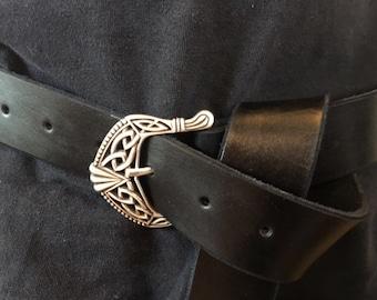Medieval Celtic Buckle Belt