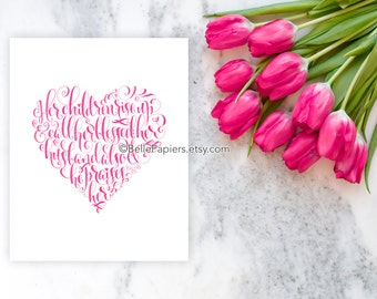 Her Children Rise Up and Call Her Blessed Mother's Day Scripture for Mom Proverbs 31:28 Mother's Day Printable Mother's Day Quotes