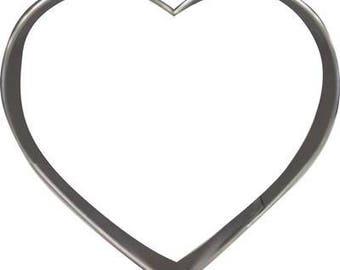 """Heart Cookie Cutter - 3 5/8 """""""