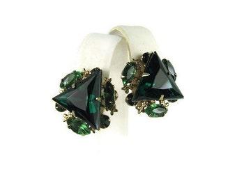 Beaujewels Rhinestone Earrings