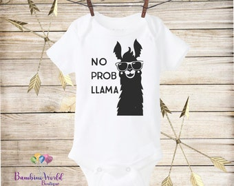 Llama Onesie®, Mom Onesie, Funny Baby Onesie, Llama Gift, Llama Shirt, New Mom Gift, Toddler Girl Shirt, Llama Baby Shower, Mom Onesie