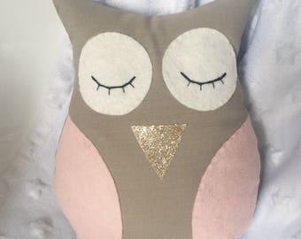 OWL pillow / owl / pillow / OWL