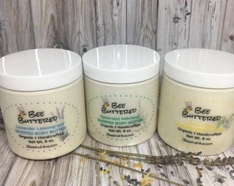 WHOLESALE ONLY Whipped Body Butter - Body Butter - Body Jam - Shea Body Butter - Mango Body Butter - Whipped Shea Butter - Body Souffle
