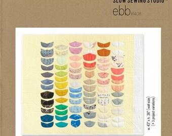 Ebb Quilt - Pattern by Carolyn Friedlander