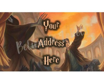 Year Seven Address Labels