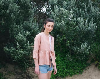 Blush Summer Jacket