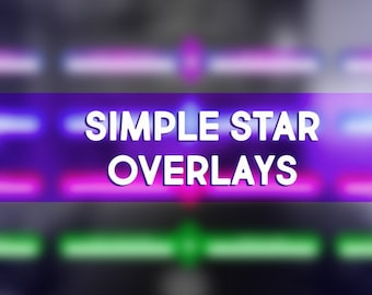 Simple Star Overlays
