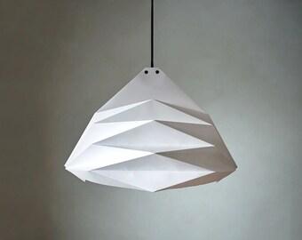 TRUE -  Origami lampshade