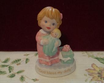 """Avon Tender Memories """"God Bless My Dolly"""""""