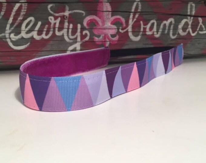 Nonslip Headband Pointed High
