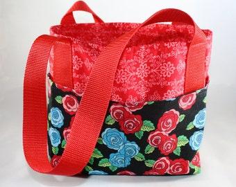 Organizing Bag ~ Red Roses