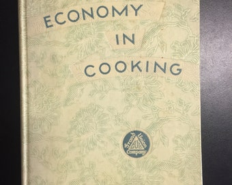 Economy in Cooking
