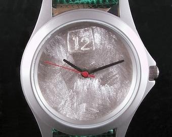Silver Argentium Watch