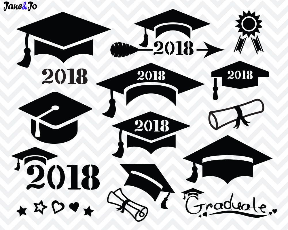 Graduation SVG Graduation Cap SVGGraduation Svg Cut