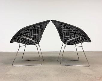 Knoll | Vintage Bertoia Diamond Chair | Mid Century Modern