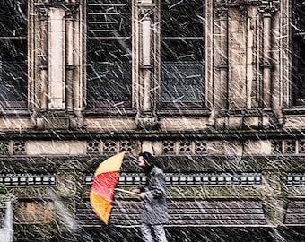 A Fella with an Umbrella