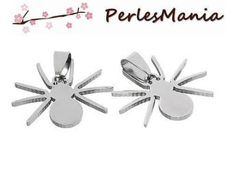 gorgeous 1 spider HALLOWEEN 28 mmEN S1165567 stainless steel PENDANT