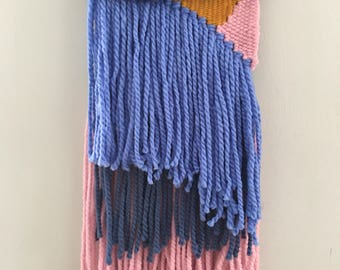 Blue / Gold / Pink weaving (small)