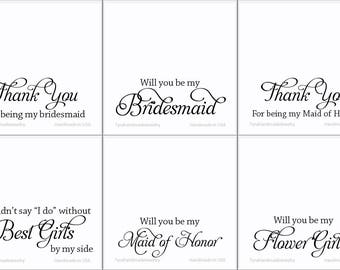 Customized Message Card, custom note card, personalized note card,tyrahandmadejewelry