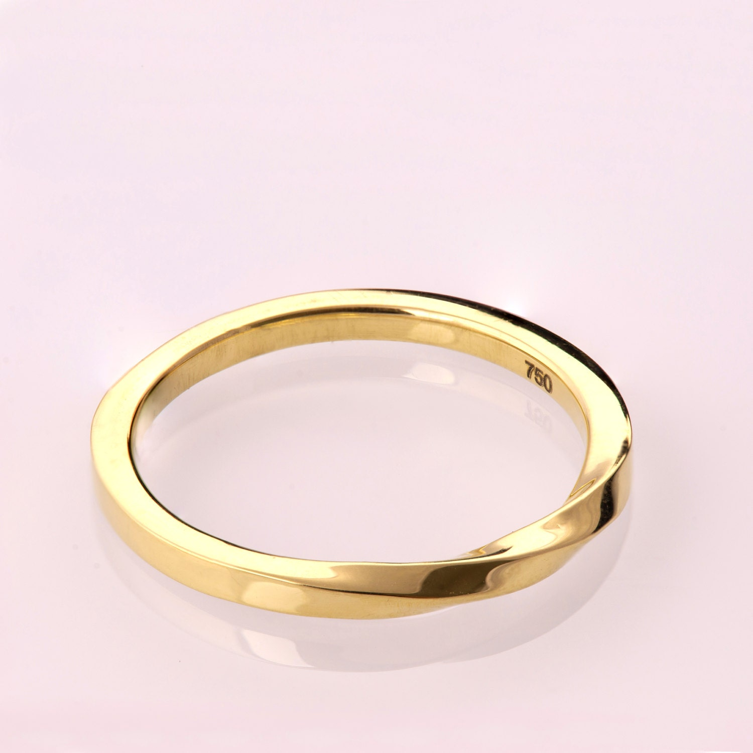 unique designs hozoni women s ring wedding gold band xxx of products organic rings thin womens
