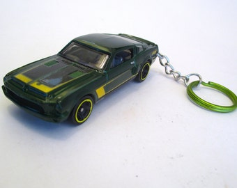 Ford Mustang Shelby GT500 keychain, Muscle Car Die Cast Keychain, Mens or Womens keychain, Mens or Womens gift Stocking