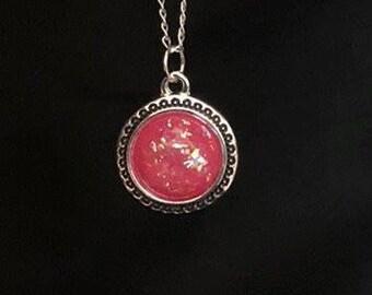 Cremation Ash Necklace, Memorial Necklace, Ash Pendant, Pet Ash Memorial, Cremation Jewelry, Memorial ash, Cremation Pendant, Pet Ash